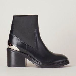 NWOT Acne Studios Dion Leather Boots